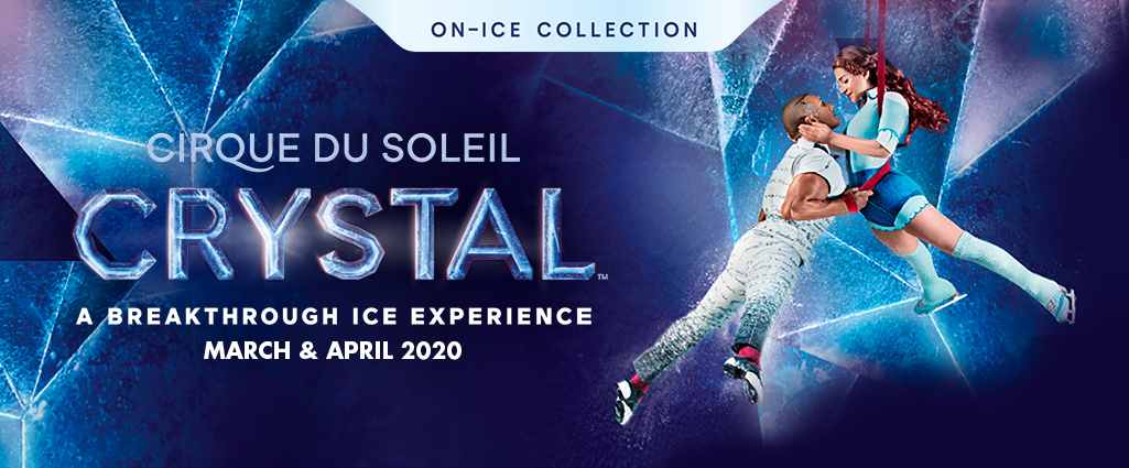 Cirque Crystal website