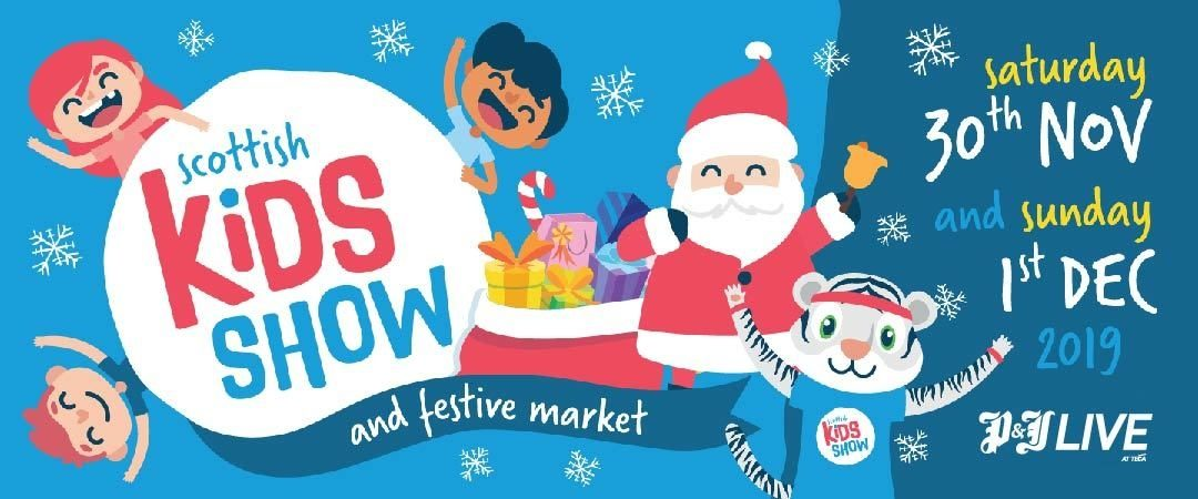 Kids show and Christmas market image PJ Live