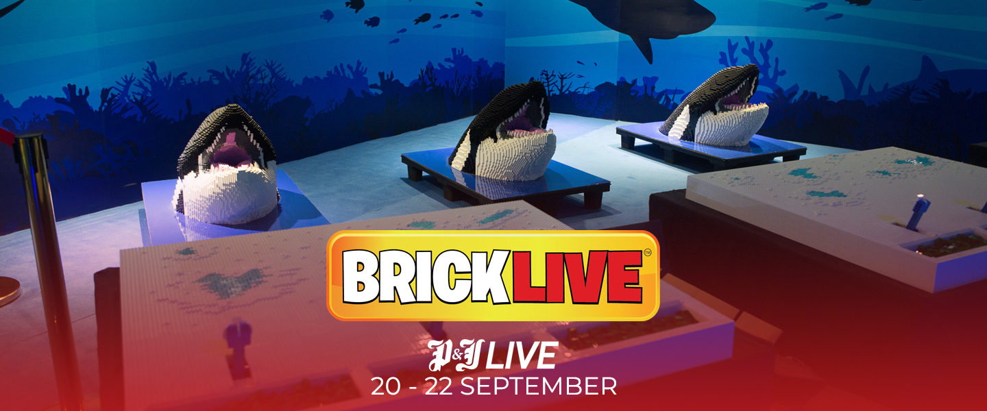BRICK LIVE with logo