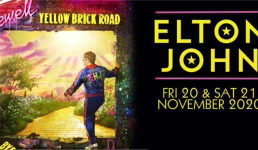Elton John website takeover
