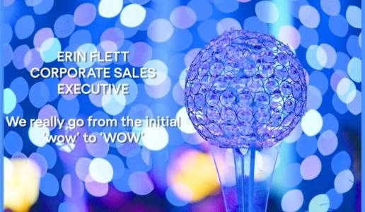 Erin Flett Corporate Sales