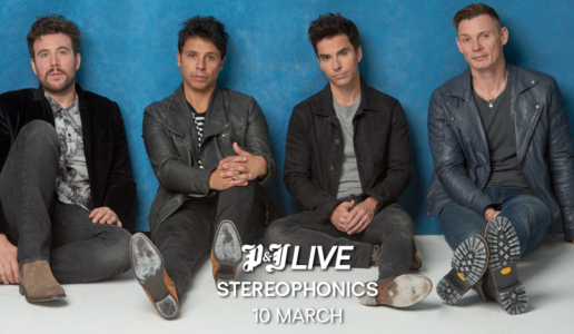 Stereophonics Website