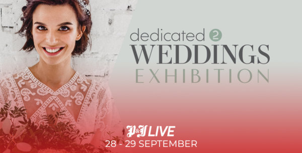 DEDICATED 2 WEDDINGS PJ LIVE