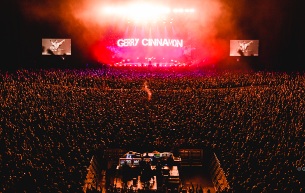 Gerry Cinnamon Live entertainment v3