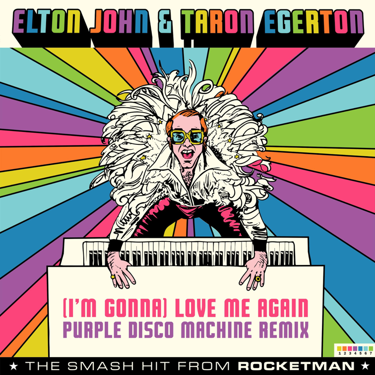 Im gonna love me again elton pic