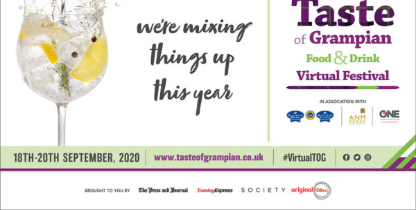 TOG Virtual Social Media Graphic Gin