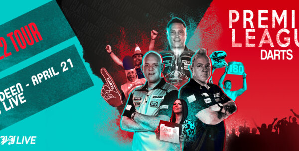 Website Premier League Darts 1440 x 450